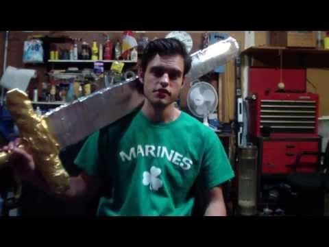 LARP Sword Tutorial