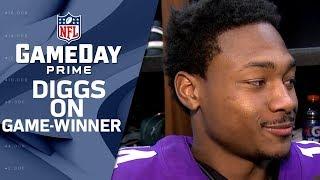 Stefon Diggs on Game-Winning TD,