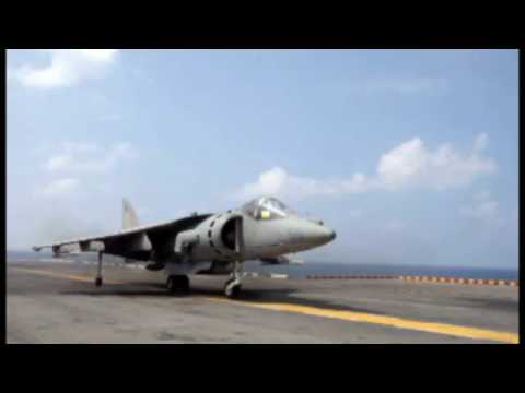harrier vertical take off best close up