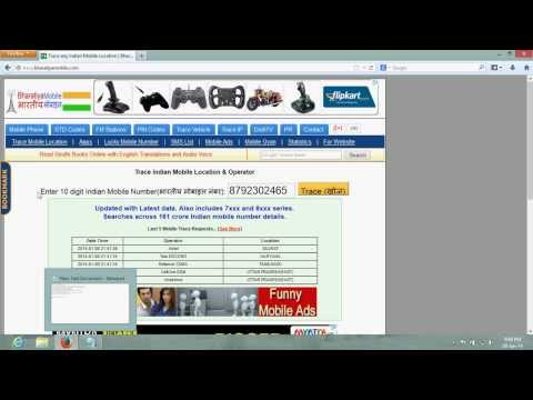 How to find owner name and location of any mobile number