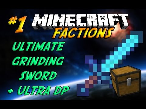 CosmicPVP EP1- UTIMATE GRINDING SWORD + ULTIMATE DP - Minecraft Factions