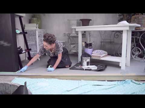 Painting Tutorial: How to Paint Outdoor Decking
