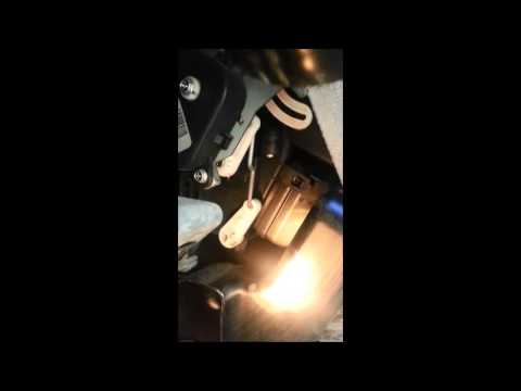 EASY! How to Replace a Crankshaft Sensor from UNDER THE DASH for a Jeep Grand Cherokee (1999 shown)