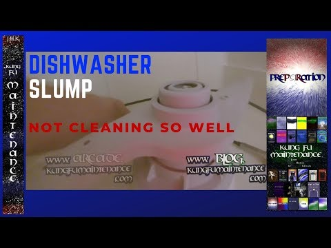 Whirlpool Dishwasher Not Cleaning Well How To Remove Plus Replace Sump Cover Maintenance Video