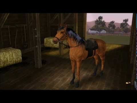 Sims 3 Pets Horse Breeds