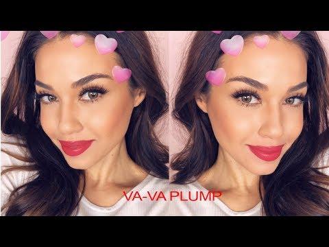 Eman x Buxom Cosmetics!! | My Collab with Buxom Cosmetics Va-Va-Plump | Eman