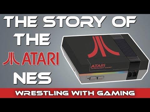 The Story Of Atari's 1983 Nintendo Console - Featuring Guru Larry