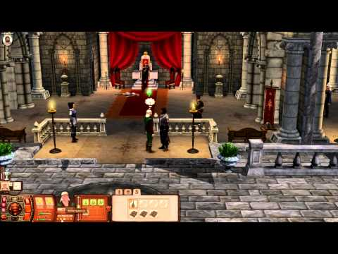 The sims Medieval : Quest