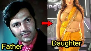 Top 8 Beautiful Daughters Bollywood Villains Never Seen Before