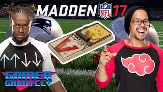 Madden 17 Mouse Trap Challenge: Mikaze vs. Kofi Kingston — Gamer Gauntlet