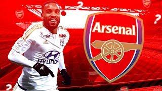 a134fb14d Alexandre Lacazette ○ Welcome To Arsenal! ○ Goals   Skills!