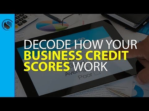 Periscope...Decode How Your Business Credit Scores Work and Get 6 Hacks to Have Excellent Scores