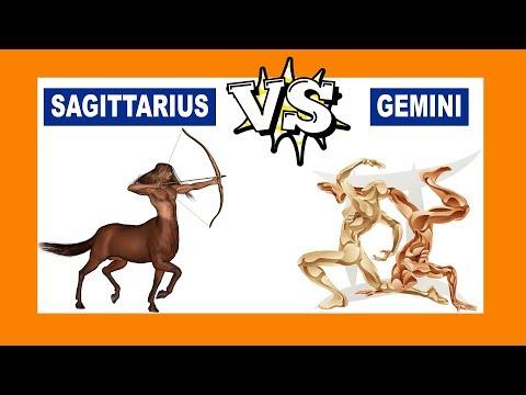 Sagittarius vs. Gemini: Who Is The Strongest Zodiac Sign?
