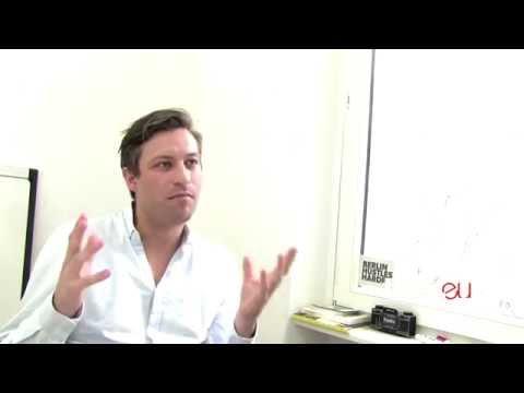EyeEm - Co-founder & CEO Florian Meissner (2 January 2014)