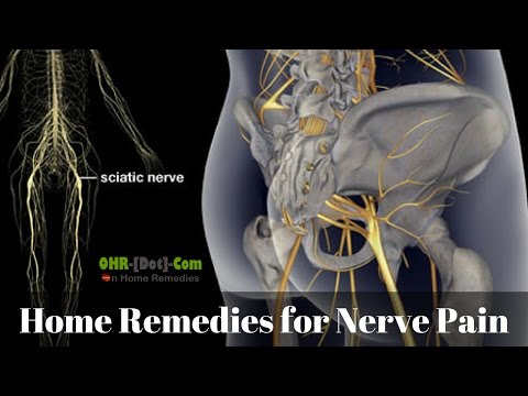 Home Remedies for Sciatic Nerve Pain Relief