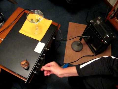 Synthog demo 12/9/2014 - CAUTION: silent slate but loud audio