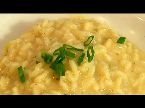 Brie Risotto Recipe : Risotto & Couscous Recipes