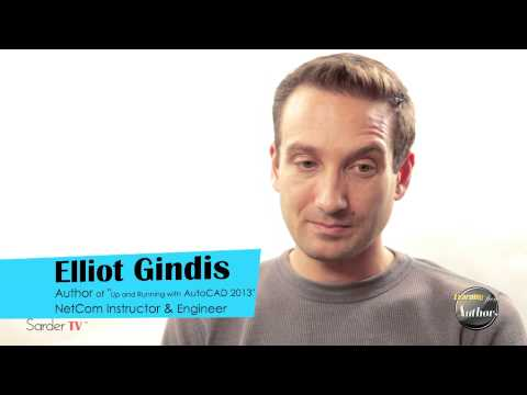 What is AutoCAD? By Elliot Gindis, NetCom Learning Instructor & AutoDesk Certified Instructor