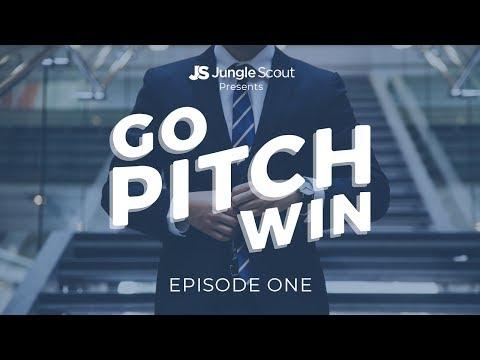 45K 💰Kickstarter with an Urban Garden 🍃I  PITCH 1 I Go Pitch Win I Jungle Scout