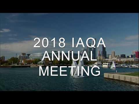 2018 IAQA Annual Meeting