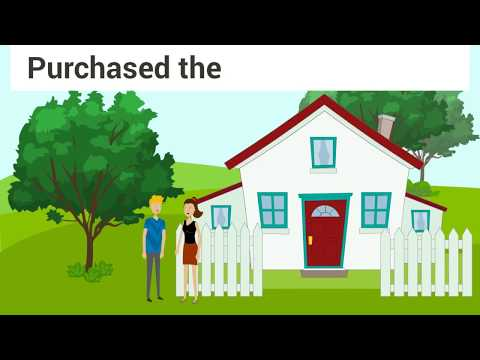John and Jane buy a home with a home improvement loan