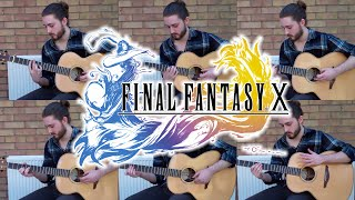 Final Fantasy X - Mt. Gagazet - Vgm Acoustic