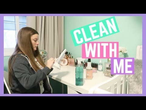 Clean With Me! | Baby's Room