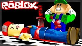 Roblox Adventures - WHO IS MARIO