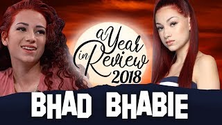 Bhad Bhabie   2018 Year In Review   Snapchat Show, Iggy Azalea, US & Australia Tour & more...