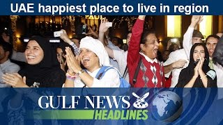 Download UAE happiest place to live in region - GN Headlines Video