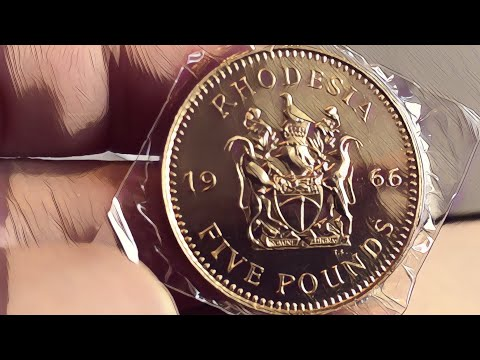 Ridiculously Amazing Coins Yet Again From Numi!!