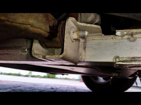 How To Tell If Your Front Control Arm Bushings Are Bad -- EASY!!