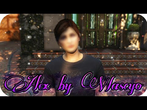 GTA 5 Online | Cute Female Character Creation | Alex by Wascyo