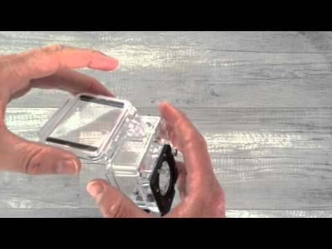 How to change door of case SJ5000 or SJ4000 SJCAM SJ6 Legend