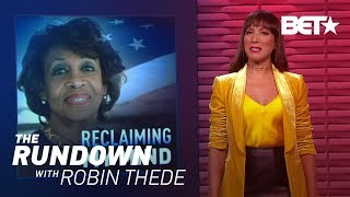 Barack In Time For The SOTU   The Rundown With Robin Thede