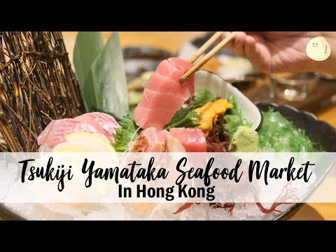 Yamataka Seafood Market  - Tsukiji Styled Japanese Market In Hong Kong