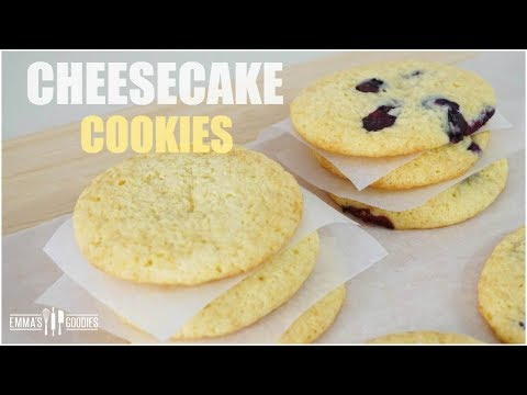 CHEESECAKE cookies Recipe!