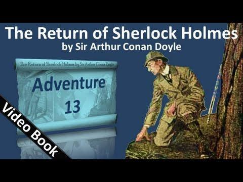 Adventure 13 - The Return of Sherlock Holmes by Sir Arthur Conan Doyle