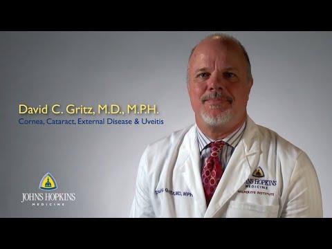 David Clark Gritz, M.D., M.P.H. | Ophthalmology