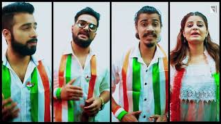 One India Mashup 20 Patriotic Songs in 5 Minutes Independence Day Special | Acapella cover |HD cover