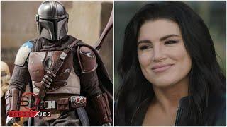 THE MANDALORIAN COMO NO LO VISTE Gina Carano cuenta todo sobre la serie de Star Wars | SC Reportajes