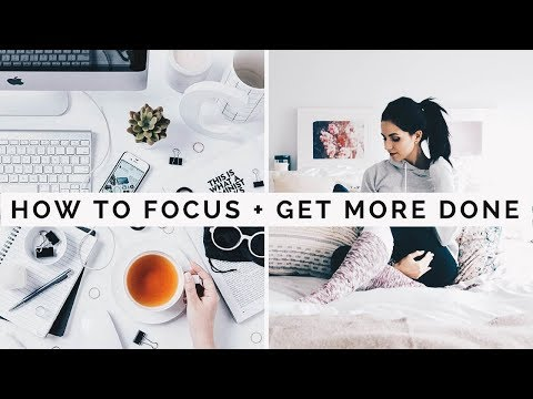 HOW TO FOCUS! Focus While Studying | Achieve Your Goals Faster! School Hacks!