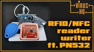 NFC Sensor with Node MCU Board - PakVim net HD Vdieos Portal