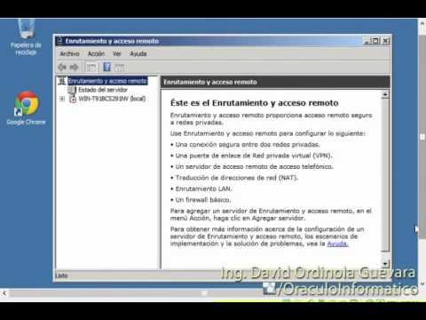 Firewall en Windows Server 2008 R2