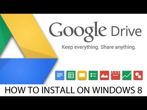 How To Install Google Drive On Windows 8 || Error Loading Python
