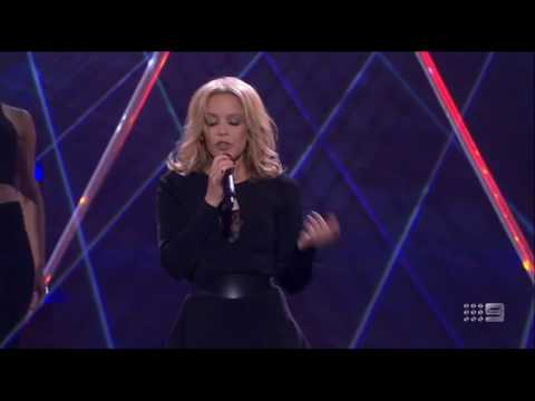 Kylie Minogue - Love At First Sight (Live The Voice Australia 2014)