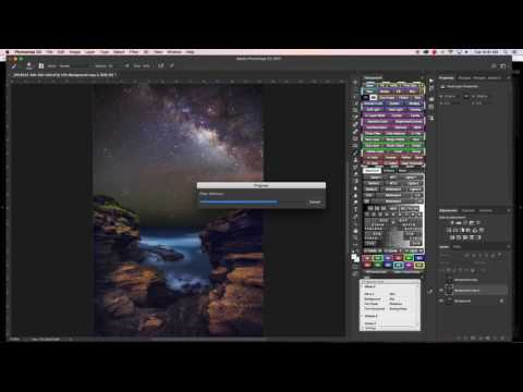 Star Reduction in Photoshop cc