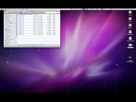 How to make a screencast / video tutorial on a Mac using Quicktime