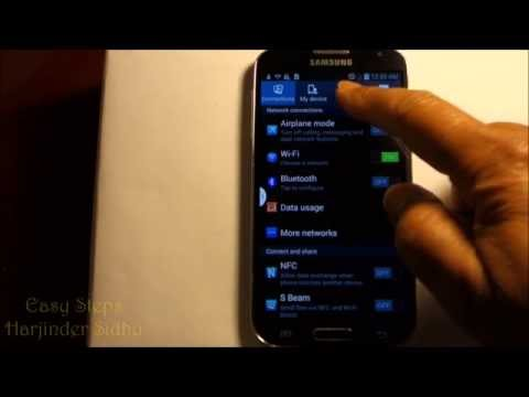Samsung Galaxy S4 Soft Reset | Hard Reset | Factory Setting | Original Setting