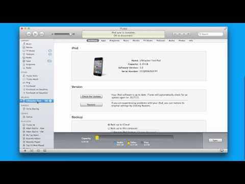 How to Enable iTunes Wi-Fi Sync